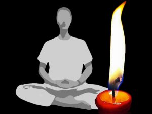 Candle Gazing Fertility Meditation