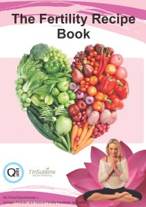The Fertility Recipe Book 2nd Edition