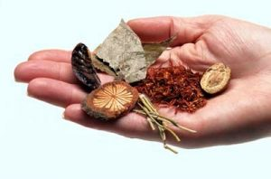 Traditional Chinese Medicine Herbs Awakening Fertility
