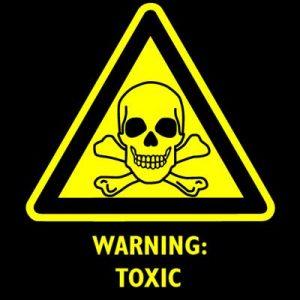 Warning - TOXIC