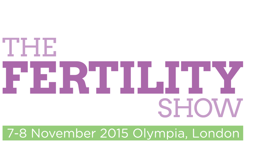 The Fertility Show 2015 Logo