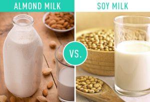 Almond-Milk for fertility vs Soy-Milk for fertility