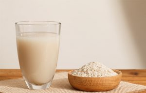 Rice Milk - is it safe when trying to conceive?