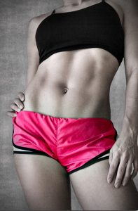 Female Abs, Toned Tummy, Good Gut Health