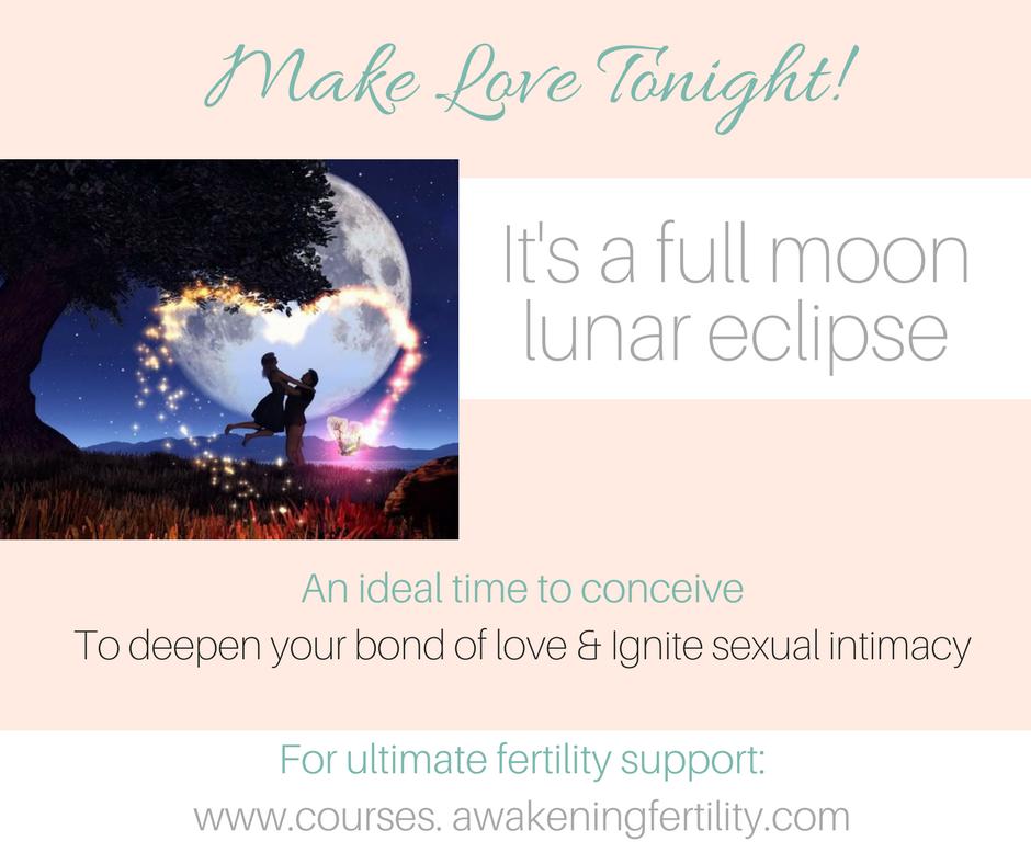 Full Moon Lunar Eclipse 7 Aug 2017