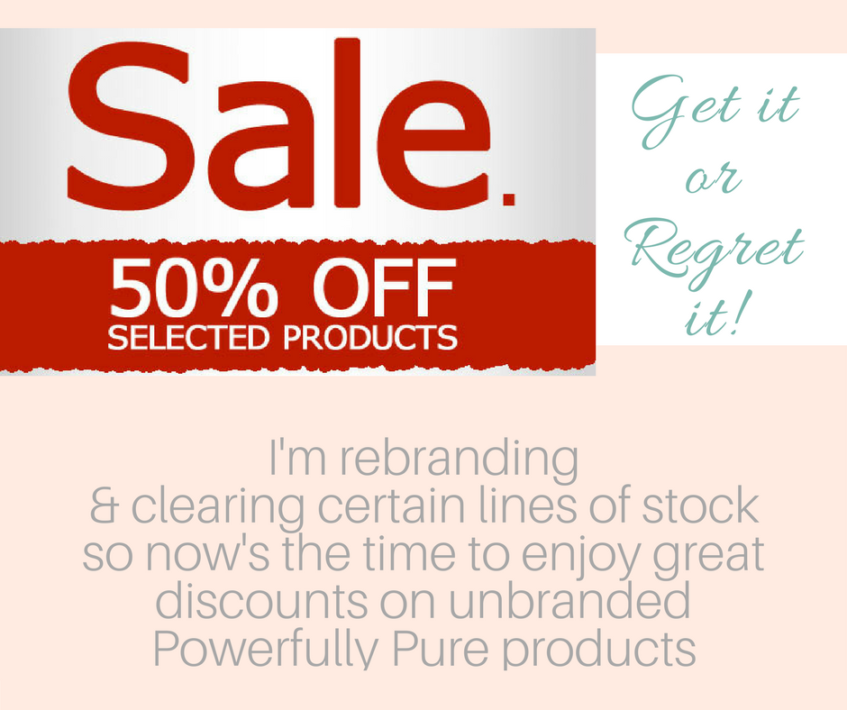 50% Stock Clearance